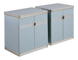 Image of Mid-Century Modern Filing Cabinets
