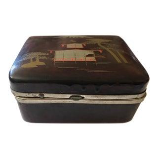 Japanese Cigarette Box For Sale