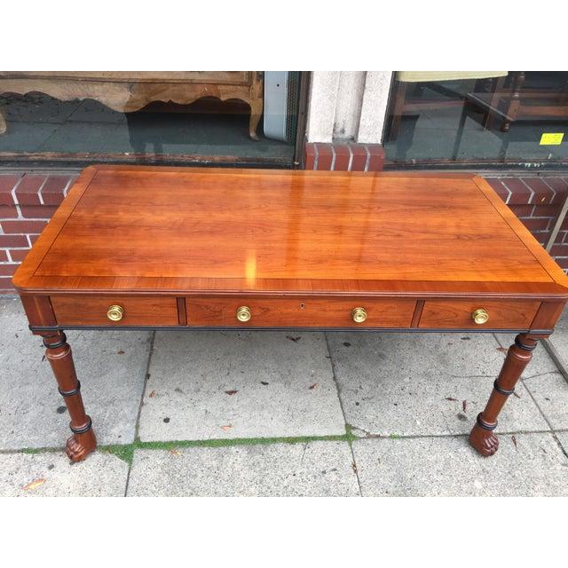 Baker Furniture Company Baker Furniture Company Desk For Sale - Image 4 of 8