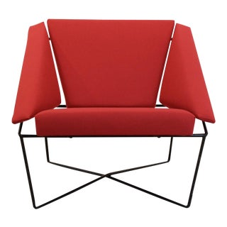 3 Van Speyk Easy Chair by Rob Eckhardt For Sale