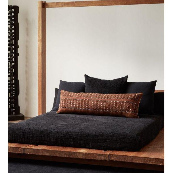 Mud Cloth Long Pillow - Image 9 of 9