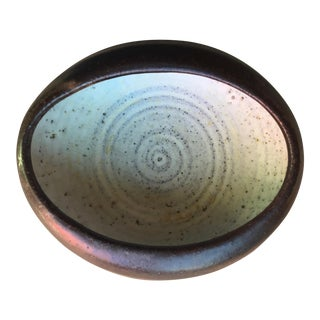 Mid-Century Studio Pottery Bowl For Sale