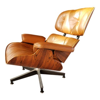 Vintage Eames Herman Miller Lounge Chair For Sale