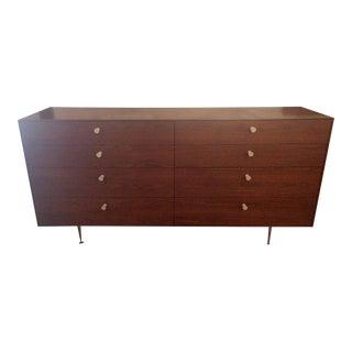 George Nelson Mid-Century Modern Thin Edge Dresser