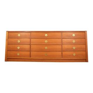 Danish Modern Teak Dresser by D-Scan