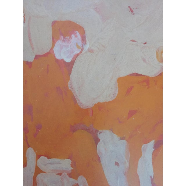 Mid Century Bay Area Figurative Musicians Painting - Image 10 of 10