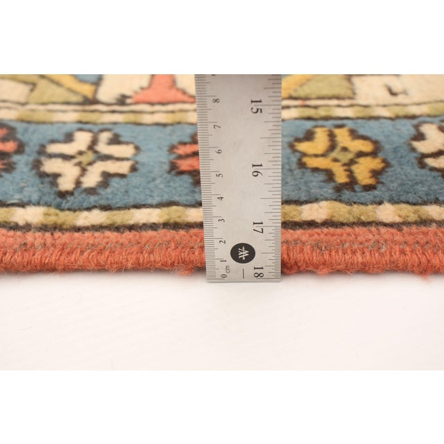 1990s Hand-Knotted Turkish Rug For Sale - Image 5 of 9