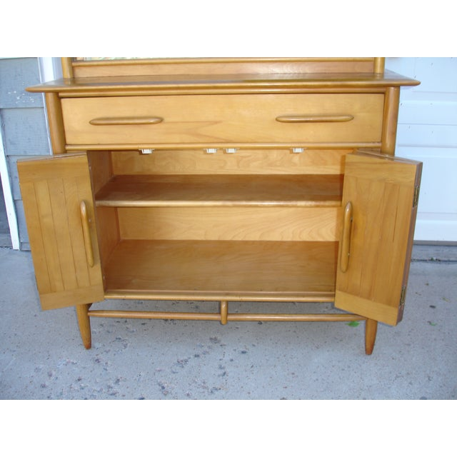 Cushman Contemporary Hutch /Sideboard - Image 8 of 8
