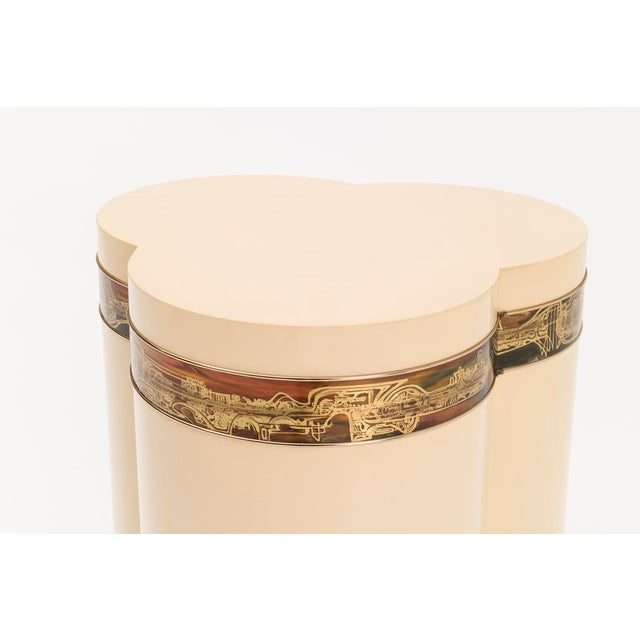 Bernhardt Rohne End Table for Mastercraft - Image 3 of 4