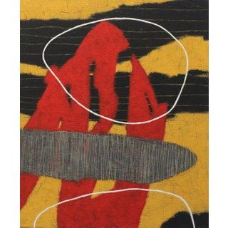"Janette Dye ""Dangerous Liaisons"" Contemporary Painting For Sale"