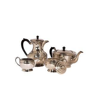 Americana Silver Coffee Service Set For Sale