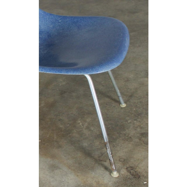 Vintage Herman Miller Eames Molded Fiberglass DSX Chairs - A Pair - Image 11 of 11