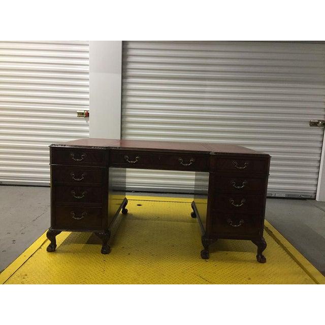 Antique George III Desk - Image 2 of 11