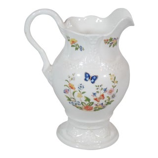 Ansley Floral Pitcher