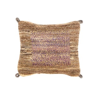 Persian Gabbeh Lori Baft Pillow For Sale