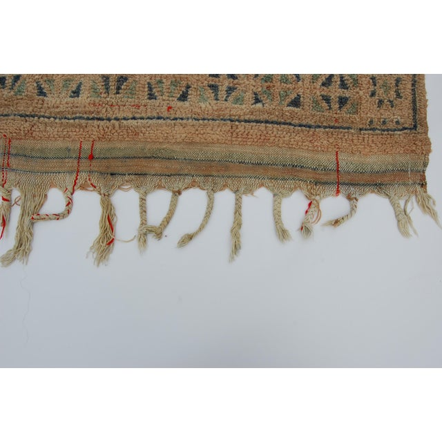 1980s Moroccan Berber Rug For Sale - Image 5 of 9
