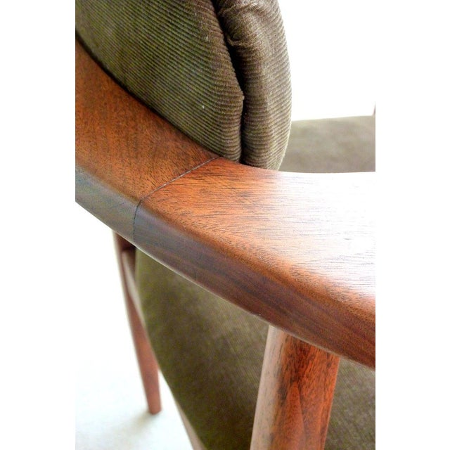 Adrian Pearsall Armchairs - A Pair For Sale - Image 5 of 10