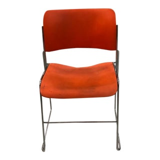 Vintage Mid Century David Rowland Chair For Sale