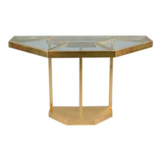 Center Table by Gabriella Crespi, Italy, Circa 1973