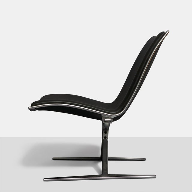 Kill International skater chair by preben fabricius and jorgen kastholm For Sale - Image 4 of 8