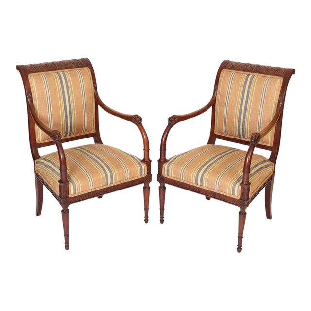 Maison Jansen Armchairs, 1930s - A Pair - Image 1 of 11