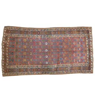 "Antique Northwest Persian Rug - 4'8"" X 8'8"""