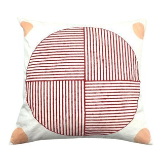 Lal Gola Pillow