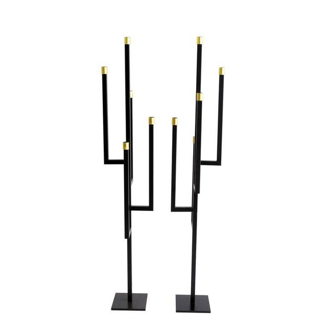 Tusk Candelabra x Alex Drew & No One YEAR: 2016 MADE IN: Detroit + Ferndale, MI Monumental candelabra in the crisp...