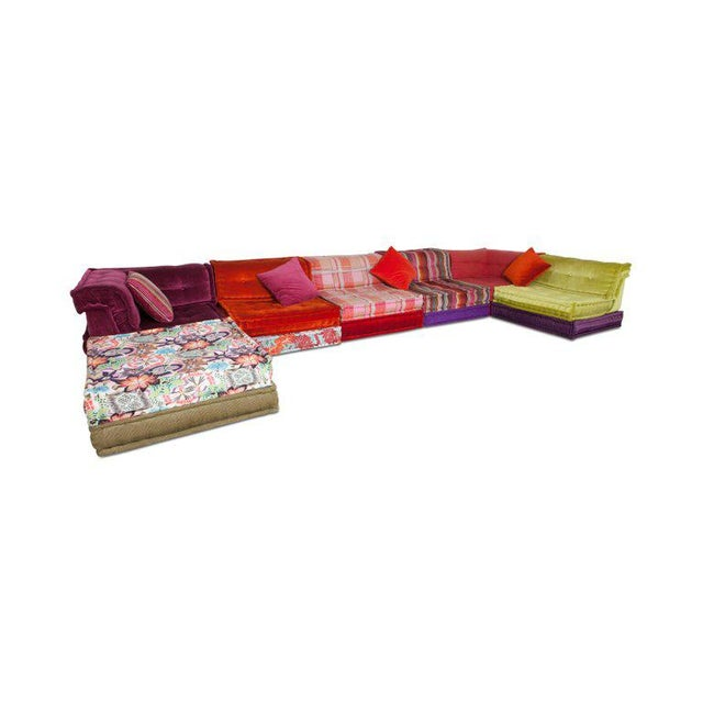 Mah Jong Modular Composition Sofa in Missoni Home for Roche Bobois For Sale - Image 9 of 13
