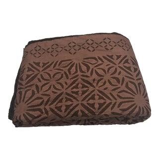 Handcrafted Appliqué Quilt