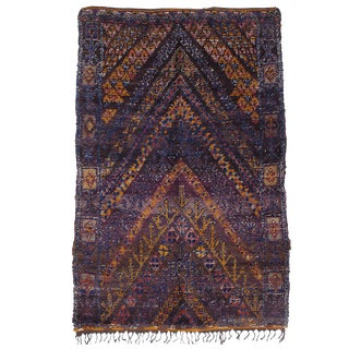 Beni Mguild Moroccan Berber Rug For Sale