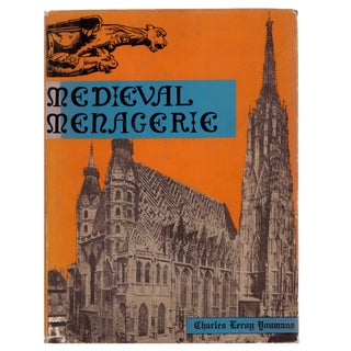"""1952 """"Medieval Menagerie"""" Collectible Book For Sale"""