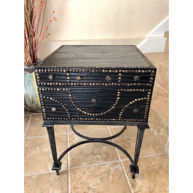 Trend meets tradition in Global Views' Colonial Williamsburg Collection. Their document box accent table presents a unique...