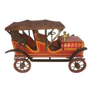 Antique Toy Car-Model T For Sale
