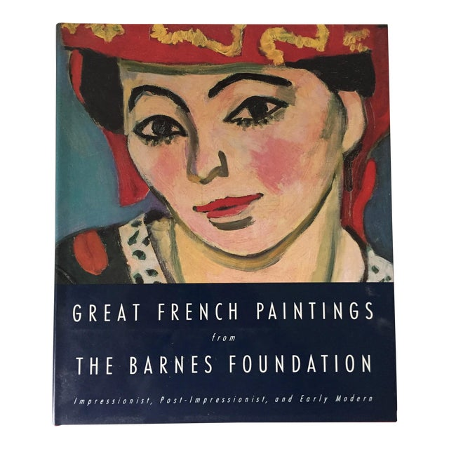 """Great French Paintings-Barnes Foundation""-Art Book For Sale"