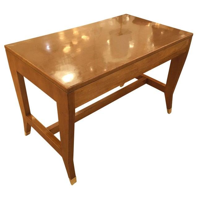 Mid-Century Modern Gio Ponti Desk for Banca Nazionale del Lavoro, Italy, 1950s For Sale - Image 3 of 4