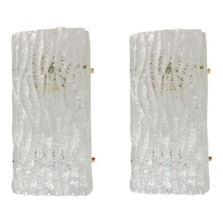 Vintage Murano Sconces, A Pair