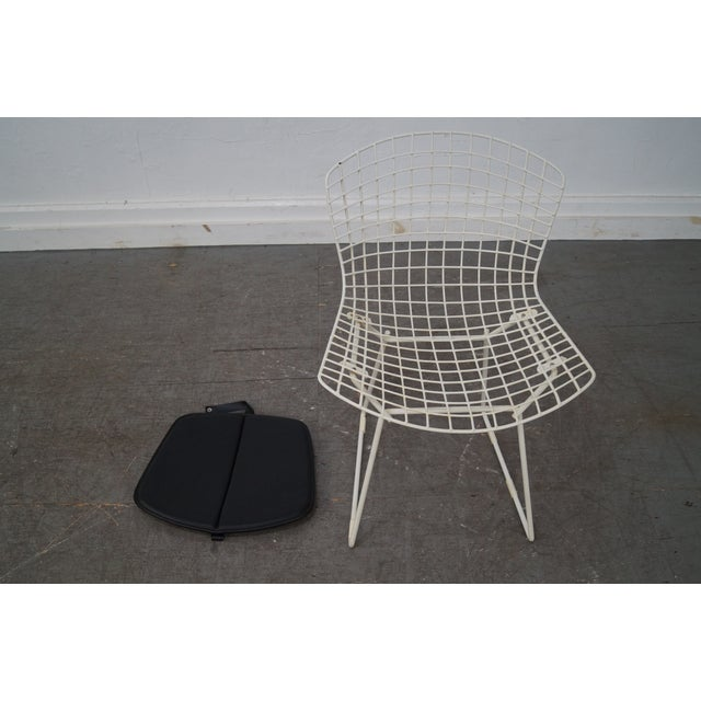 Harry Bertoia for Knoll Rilsan Dining Chairs - 4 - Image 3 of 10