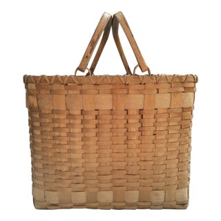 Swing Handle Basket For Sale