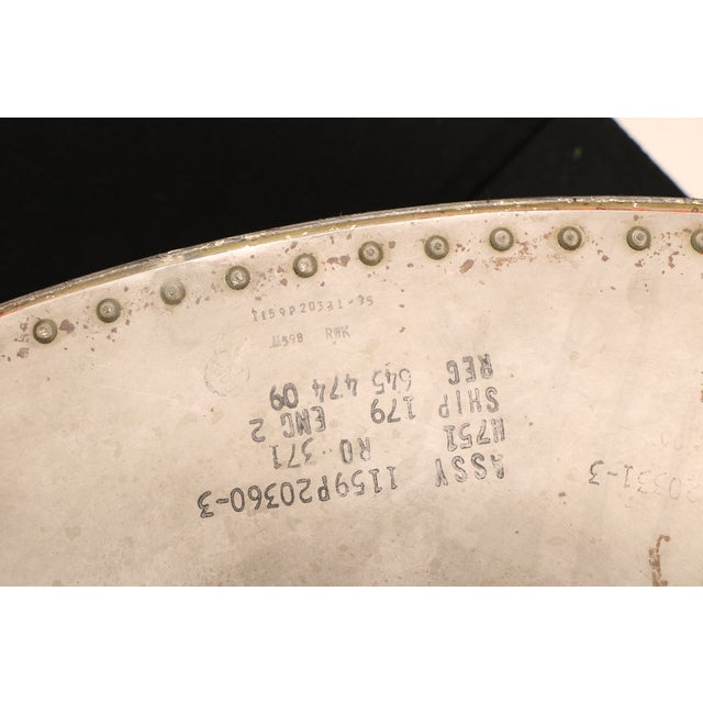 G-4 Private Jet Turbine Part For Sale - Image 6 of 11