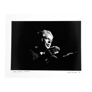 Jimmy Carter Detroit 1976 Photograph by Leni Sinclair