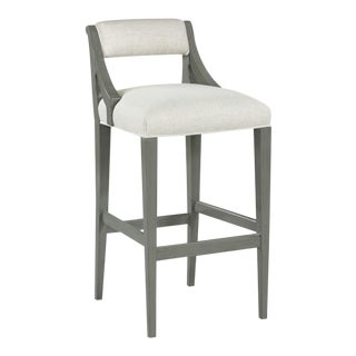 Modern Georgian Counter Stool For Sale
