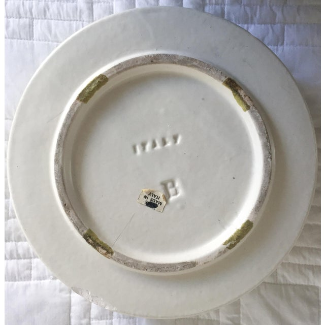 Mid-Century Italian Pottery Ashtray - Image 4 of 5