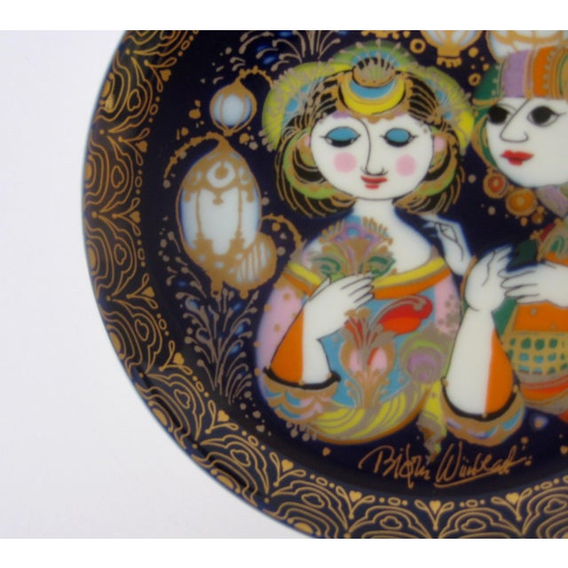 """Bjorn Wiinblad for Rosenthal Studio-Linie """"Aladin"""" Series For Sale In West Palm - Image 6 of 13"""
