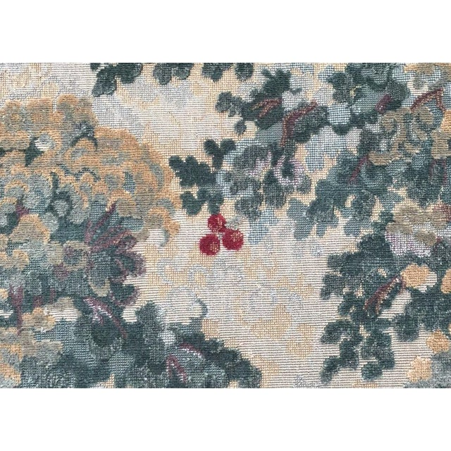 Scalamandre Marly Style Belgian Tapestry Fabric - 4 Yards - Image 3 of 6