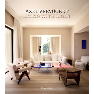 Axel Vervoordt Living With Light Interiors Book For Sale