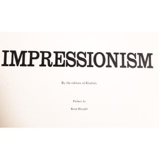 Impressionism Art Coffee Table Book Preview