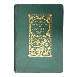 "1901 ""Nature and Character at Granite Bay"" Collectible Book For Sale"