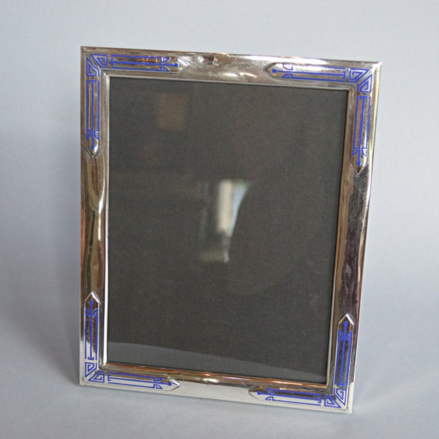 Art Deco Sterling Frame - Image 7 of 7