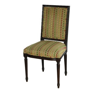 1980s Lewis Mittman Side Chair For Sale